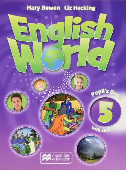 English World 5 Pupil´s Book with eBook