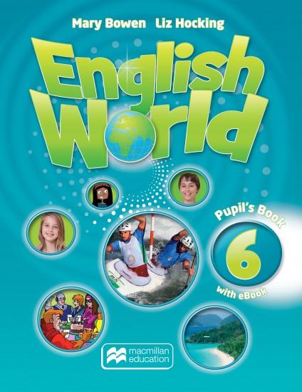 English World 6 Pupil´s Book + eBook