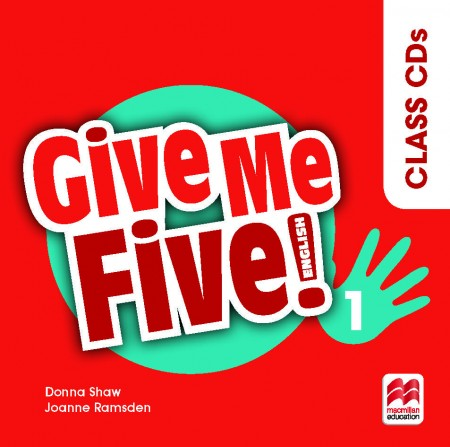 Give Me Five! Level 1 Audio CD