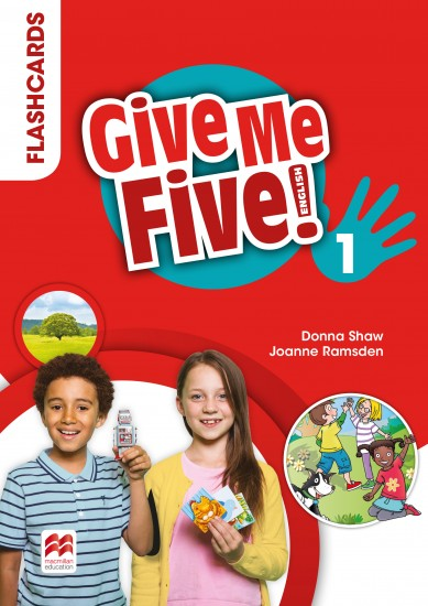 Give Me Five! Level 1 Flashcards : 9781380024909