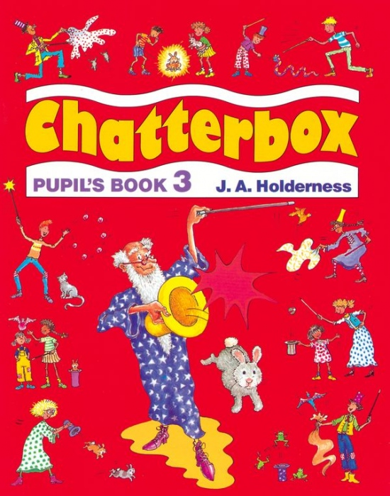 CHATTERBOX - Level 3 - PUPIL´S BOOK