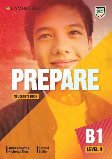 Prepare (2nd Edition) 4 Student´s Book