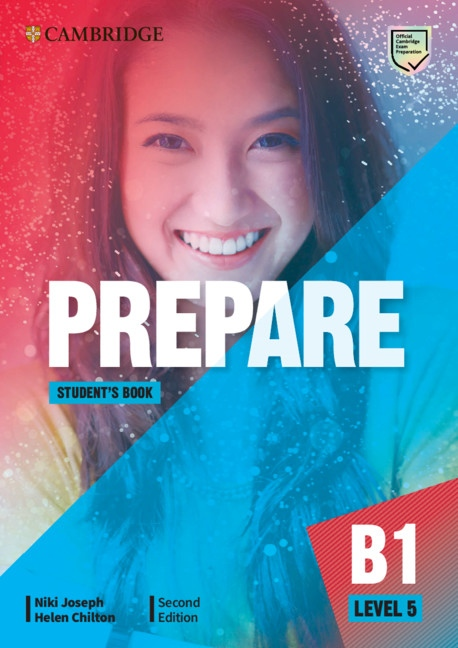 Prepare (2nd Edition) 5 Student´s Book