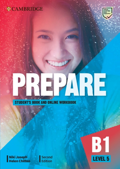 Prepare (2nd Edition) 5 Student´s Book with Online Workbook : 9781108380621