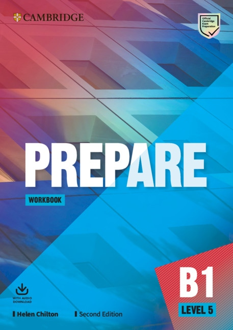 Prepare (2nd Edition) 5 Workbook with Audio Download