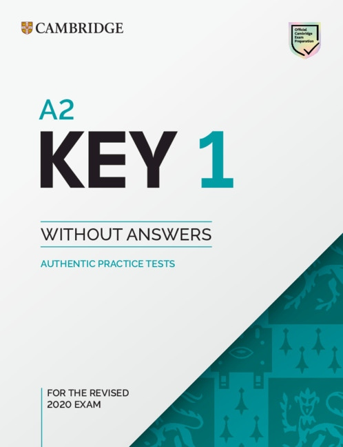 A2 Key (KET) (2020 Exam) 1 Student´s Book without Answers