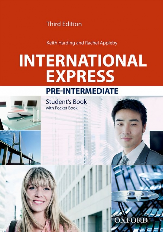 International Express Pre-Intermediate 3rd Edition Student Book with Pocket Book