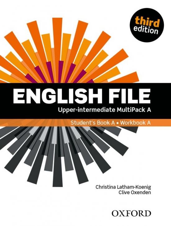 English File Upper-Intermediate Third Edition Multipack A