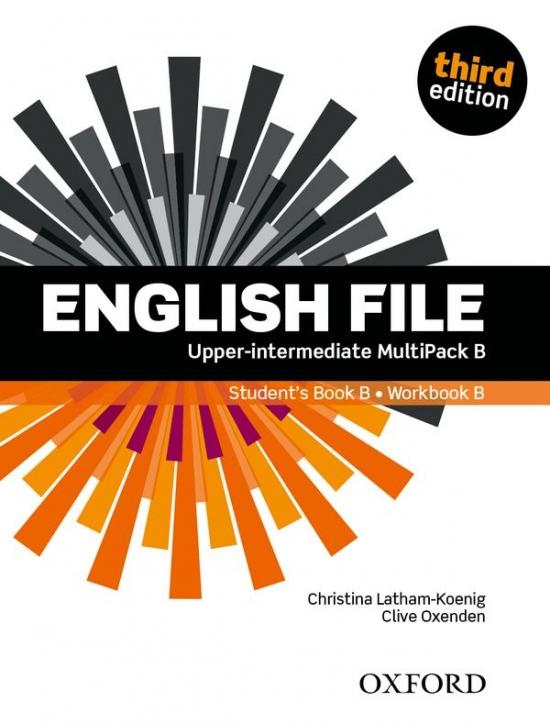 English File Upper-Intermediate Third Edition Multipack B