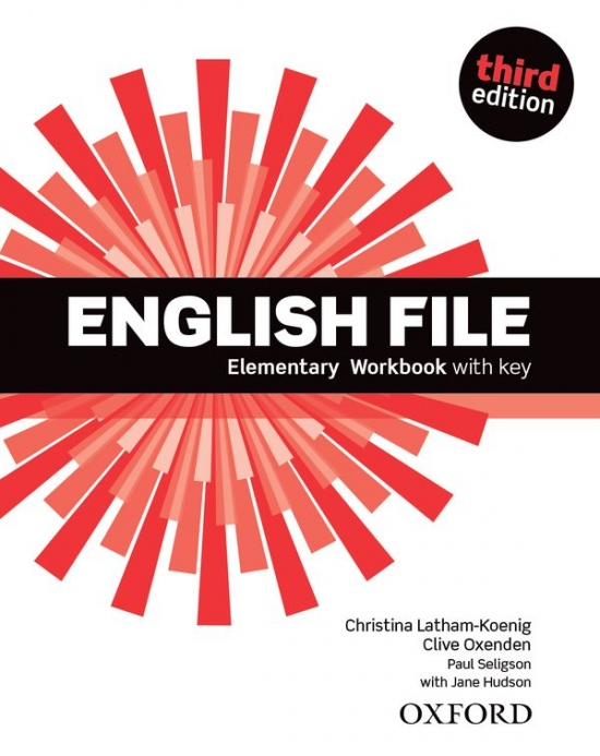 English File Elementary (3rd Edition) Workbook with Answer Key