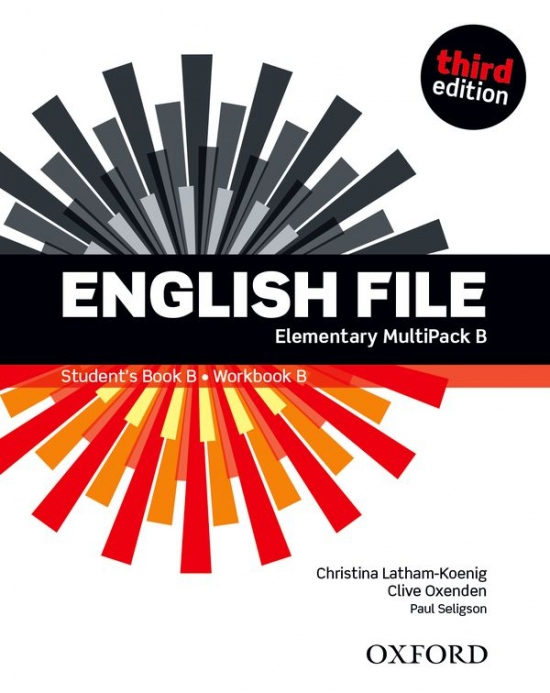 English File Elementary (3rd Edition) Multipack B
