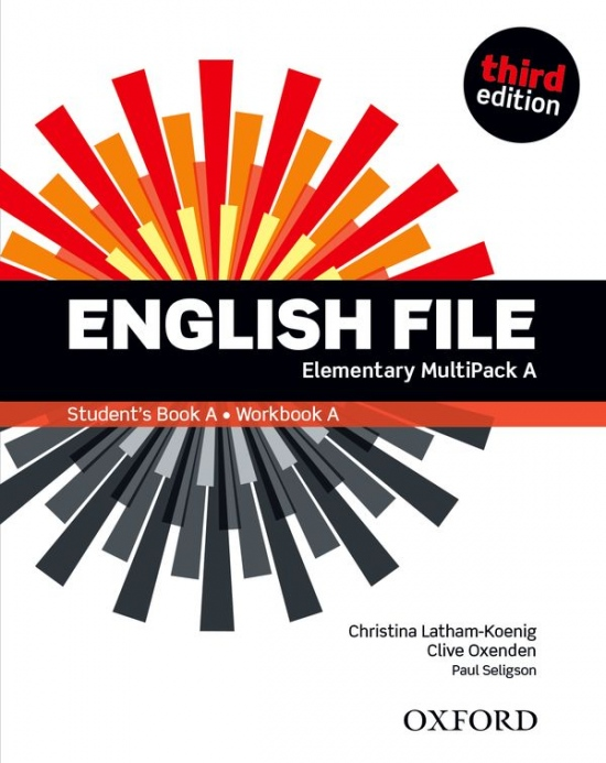 English File Elementary (3rd Edition) MultiPACK A
