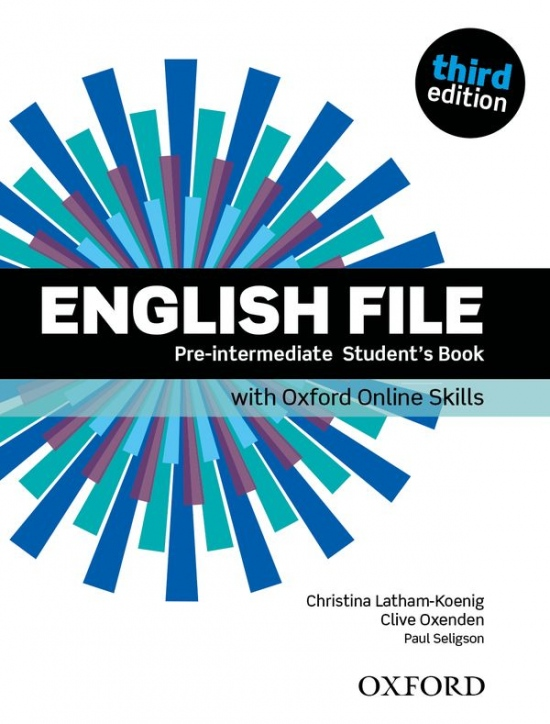 English File Pre-Intermediate (3rd Edition) Student´s Book with Online Skills