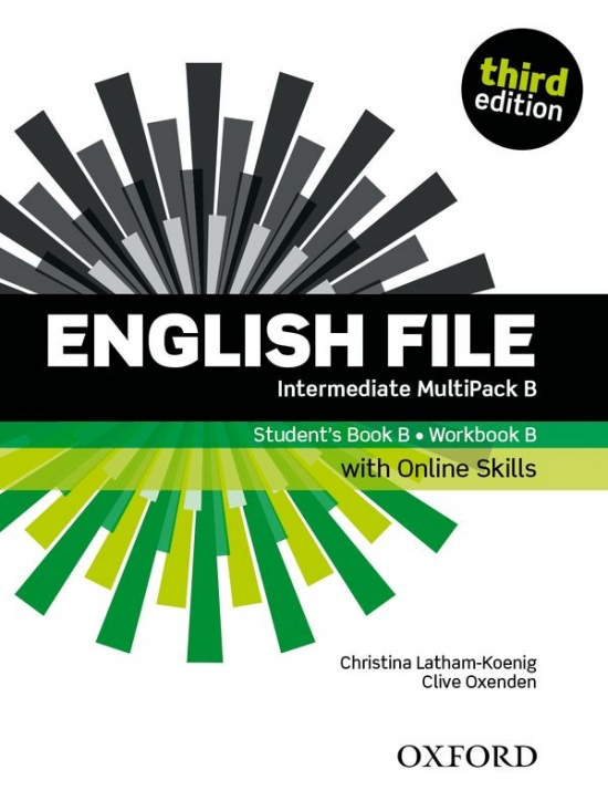 English File Intermediate (3rd Edition) Multipack B Online Skills