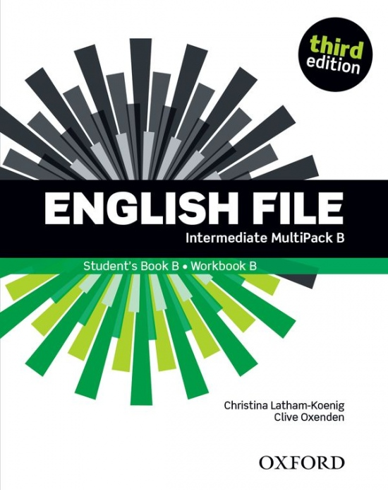 English File Intermediate (3rd Edition) Multipack B