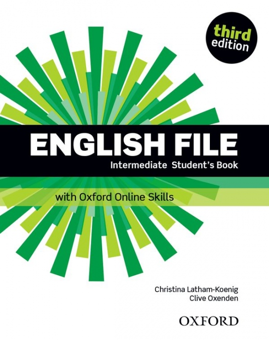 English File Intermediate (3rd Edition) Student´s Book with Online Skills