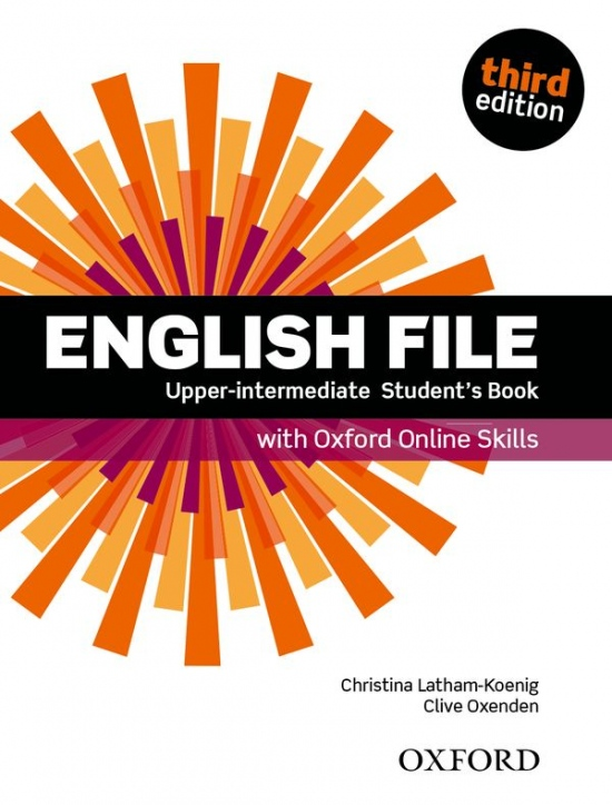 English File Upper-Intermediate (3rd Edition) Student´s Book with Online Skills Practice