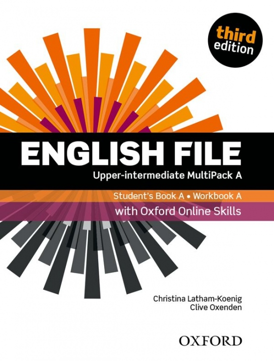 English File Upper-Intermediate (3rd Edition) Multipack A with Oxford Online Skills : 9780194909426
