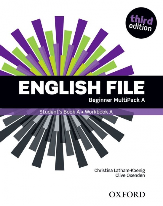 English File Beginner (3rd Edition) Multipack A