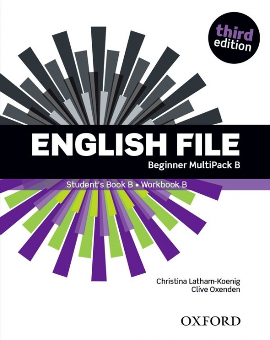English File Beginner (3rd Edition) Multipack B