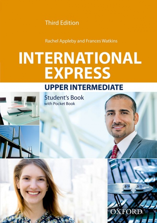 International Express Upper-Intermediate (3rd Edition) Student´s Book with Pocket Book : 9780194418270