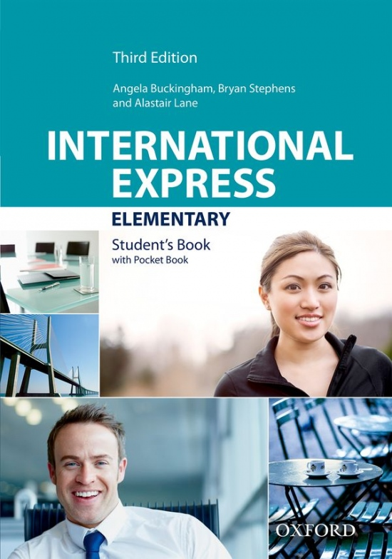 International Express Elementary (3rd Edition) Student´s Book with Pocket Book
