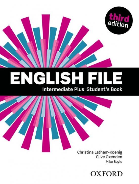 English File Intermediate Plus (3rd Edition) Student´s Book