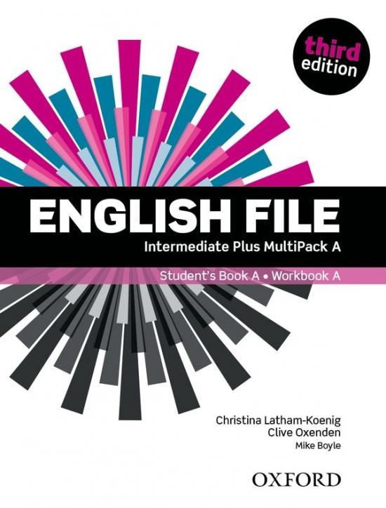 English File Intermediate Plus (3rd Edition) MultiPACK A