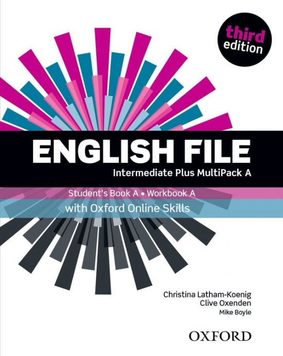 English File Intermediate Plus (3rd Edition) Multipack A with Online Skills
