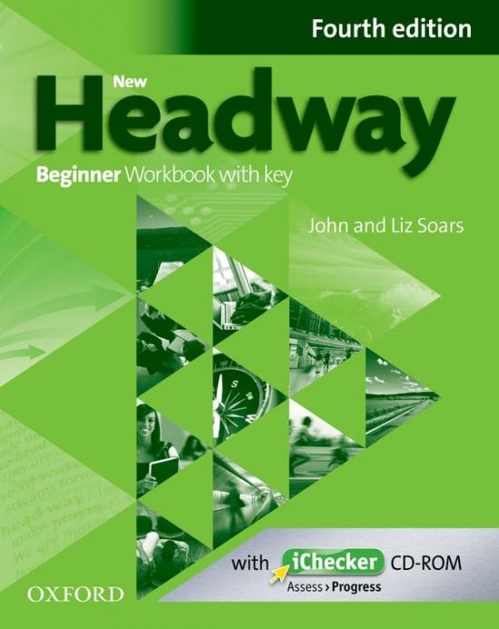 New Headway Beginner (4th Edition) Workbook With Key