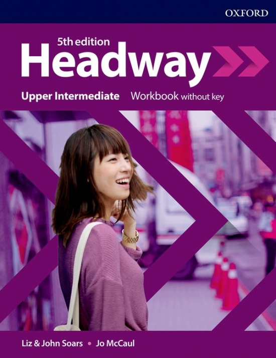 New Headway Fifth Edition Upper Intermediate Workbook without Answer Key