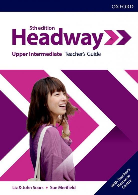New Headway Fifth Edition Upper Intermediate Teacher´s Book with Teacher´s Resource Center