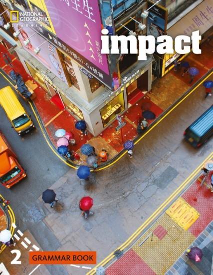 Impact 2 Grammar Book : 9781473763951