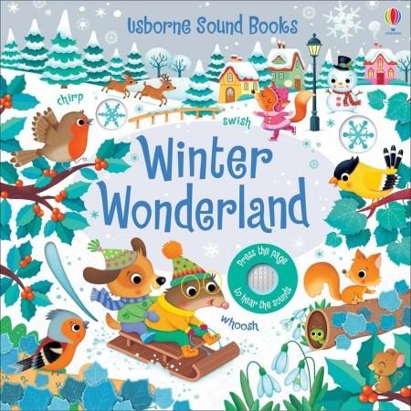 Winter wonderland sound book : 9781474967556