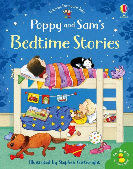 Farmyard Tales Poppy and Sam´s Bedtime Stories