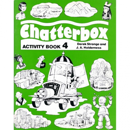 CHATTERBOX - Level 4 - ACTIVITY BOOK