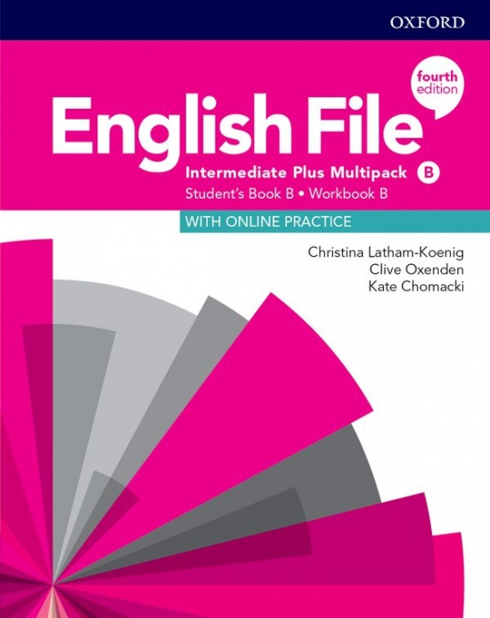 English File Fourth Edition Intermediate Plus Multipack B with Student Resource Centre Pack