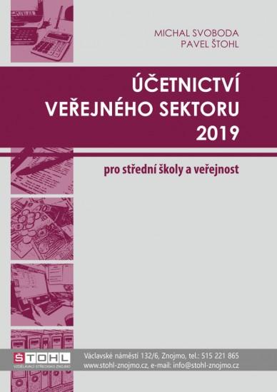 Účetnictví veřejného sektoru 2019