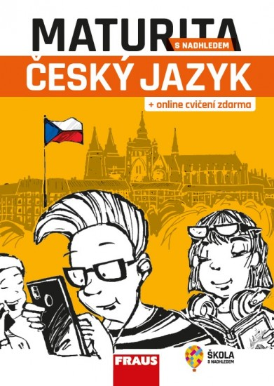 Maturita s nadhledem český jazyk : 9788074895265