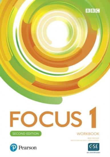 Focus (2nd Edition) 1 Workbook : 9781292233840