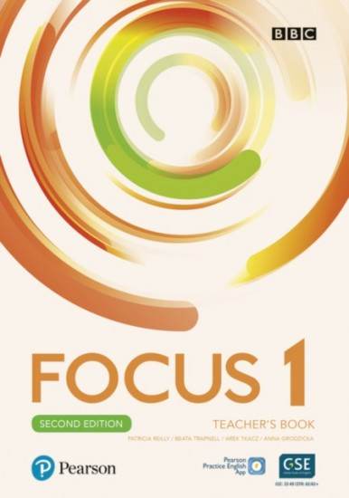 Focus (2nd Edition) 1 Teacher´s Book with Pearson Practice English App