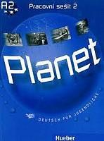 Planet 2 pracovní sešit ( CZ verze)