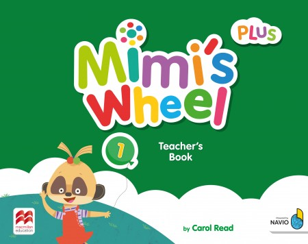 Mimi´s Wheel 1 Teacher´s Book Plus with Navio App : 9781380026880