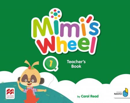 Mimi´s Wheel 1 Teacher´s Book with Navio App