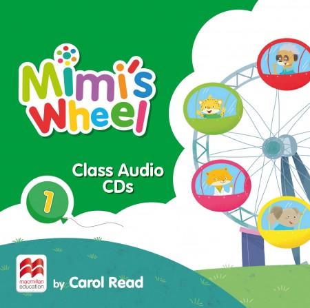 Mimi´s Wheel 1 Audio CD