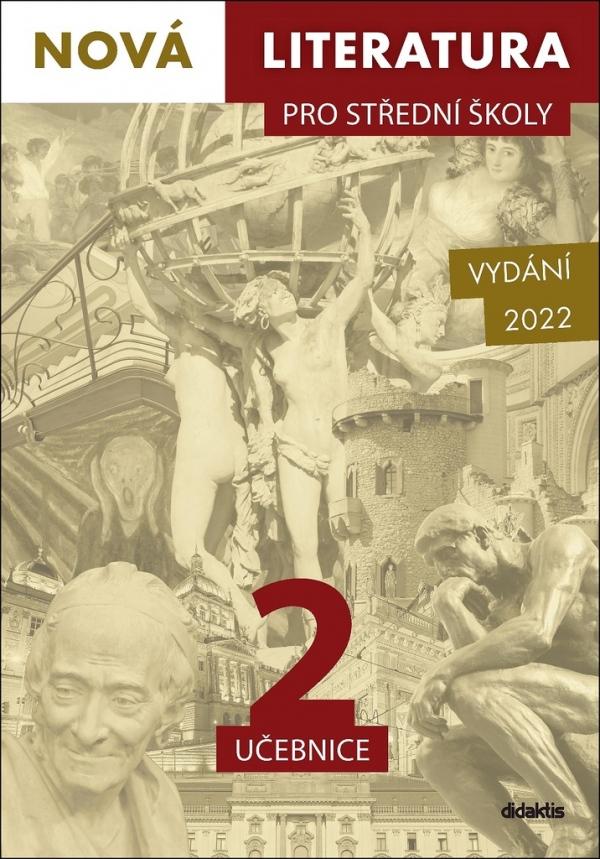 Nová literatura pro střední školy 2 učebnice