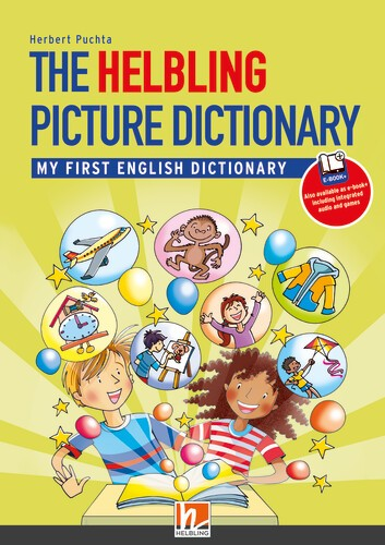 The HELBLING Picture Dictionary + E-book+ : 9783990891315