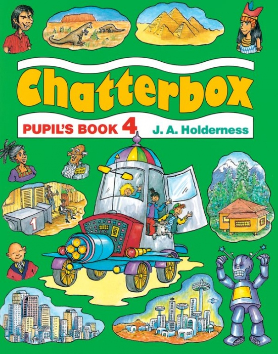 CHATTERBOX - Level 4 - PUPIL´S BOOK : 9780194324434