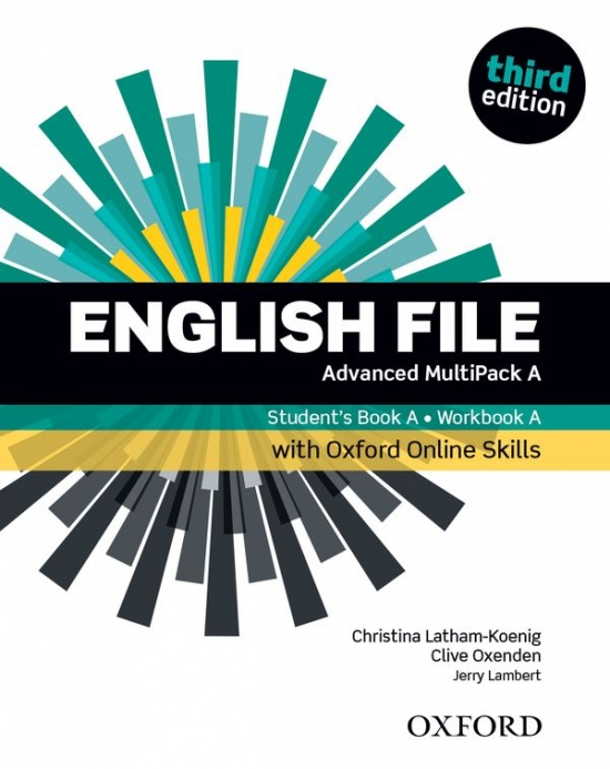 English File (3rd Edition) Advanced Multipack A with Oxford Online Skills