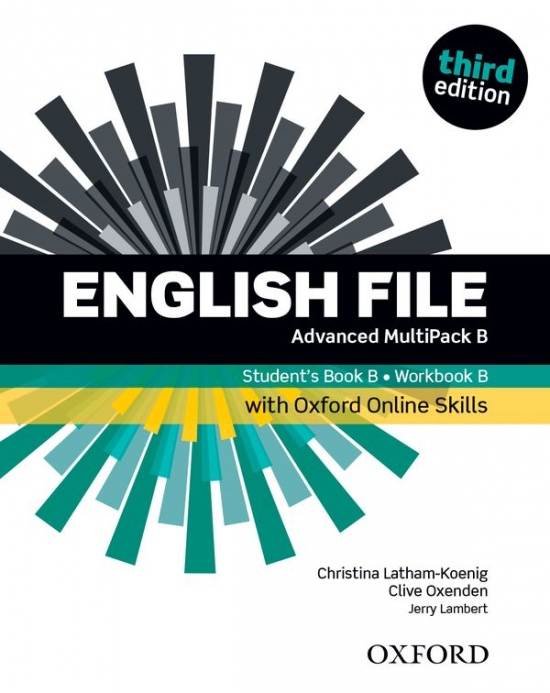 English File (3rd Edition) Advanced Multipack B with Oxford Online Skills